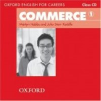 Commerce 1 Audio CD