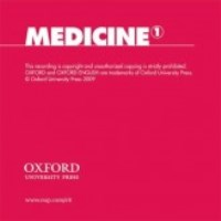 Medicine 1 Audio CD