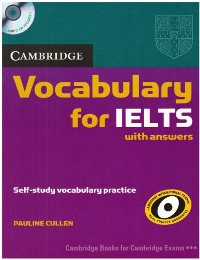 Vocabulary for IELTS with answers and CD