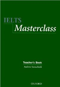 IELTS Masterclass Teacher's Book