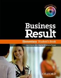 Business Result Elementary Student's Book with DVD-ROM