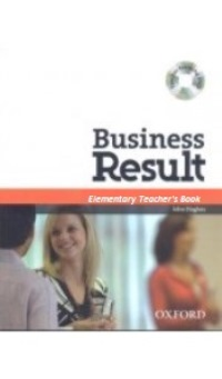 Business Result Elementary Teacher's Book with DVD
