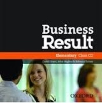 Business Result Elementary Class Audio CDs