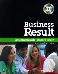 Business Result Pre-intermediate Student's Book with DVD-ROM