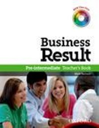 Business Result Pre-intermediate Teacher's Book with DVD