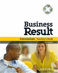Business Result Intermediate Teacher's Book with DVD