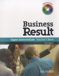 Business Result Upper-intermediate Teacher's Book with DVD