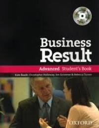 Business Result Advanced Student's Book with DVD-ROM