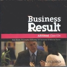 Business Result Advanced Class Audio CDs