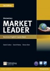 Market Leader 3ED Elementary Student's Book with DVD-ROM