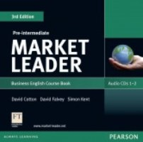 Market Leader 3ED Pre-intermediate Audio CDs