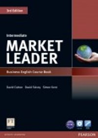 Market Leader 3ED Intermediate Student's Book with DVD-ROM