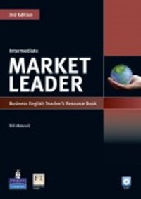 Market Leader 3ED Intermediate Teacher's Book with CD-ROM