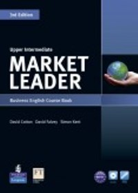 Market Leader 3ED Upper-intermidiate Student's Book with DVD-ROM