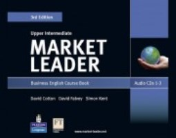 Market Leader 3ED Upper-intermediate Audio CDs