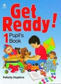 Get Ready! 1 Pupil's Book