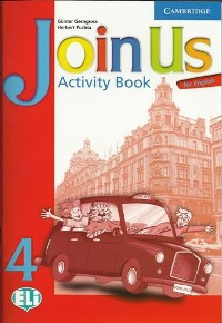 Join Us 4 Activity Book