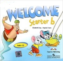 Welcome Starter B Pupil's CD
