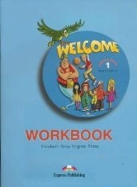 Welcome 1 Activity Book