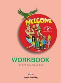 Welcome 2 Activity Book
