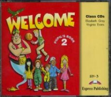 Welcome 2 Class CDs