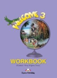 Welcome 3 Activity Book