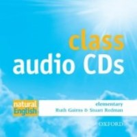 Natural English Elementary Class CDs
