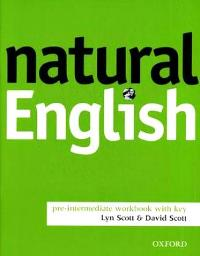 Natural English Pre-intermediate Workbook