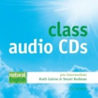 Natural English Pre-intermediate Class CDs