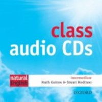 Natural English Intermediate Class CDs