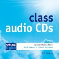 Natural English Upper-intermediate Class CDs