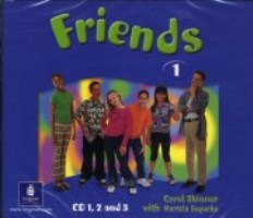 Friends 1 Class CDs