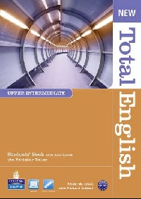 New Total English Upper-intermediate Student's Book + DVD продается в комплекте с Workbook