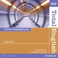 New Total English Upper-intermediate Class CDs
