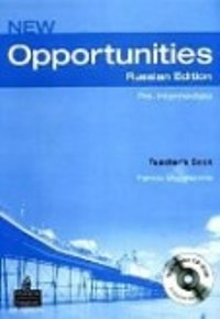 New Opportunities Pre-intermediate Teacher's Book