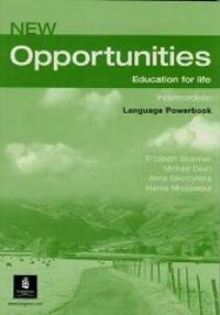 New Opportunities Intermediate Language Powerbook
