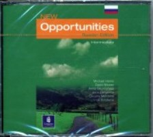 New Opportunities Intermediate Class CDs