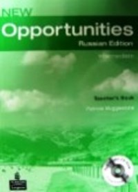 New Opportunities Intermediate Teacher's Book