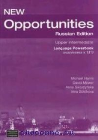 New Opportunities Upper-intermediate Language Powerbook