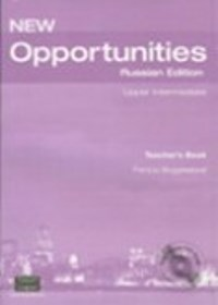 New Opportunities Upper-intermediate Teacher's Book