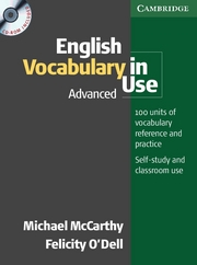 English Vocabulary in Use Advanced