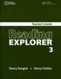 Reading Explorer 3 Teacher's Book