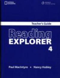 Reading Explorer 4 Teacher's Book