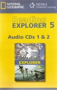 Reading Explorer 5 Class Audio CDs