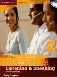 Real Listening and Speaking 2 Student's Book with answers + CDs