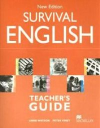 Survival English Teacher's Guide