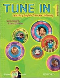 TUNE IN 1 Student's Book + CD