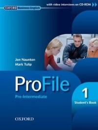 Profile 1 Student's Book+CD-ROM