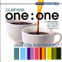 Business ONE:ONE Intermediate Class CDs