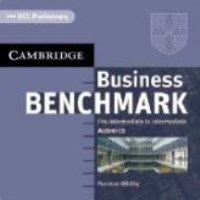 Business Benchmark Pre-intermediate Class CDs